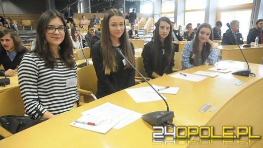Młodzież może decydować o losach województwa