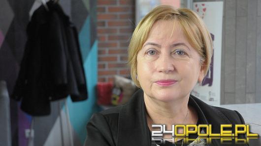 Krystyna Dworecka - w Opolu w ferie nie ma czasu na nudę