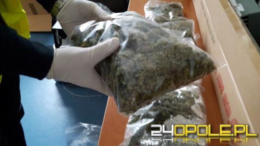 Kryminalni znaleźli 0,5 kg narkotyków u nastolatków