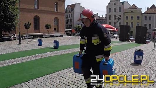 Opole zorganizuje strażackie zawody Firefighter Combat Challenge