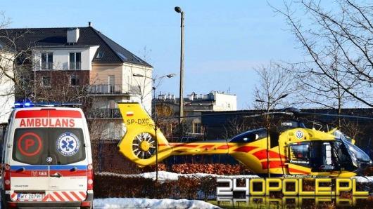 Zatrucie tlenkiem węgla w Brzegu. Poszkodowane 4 osoby