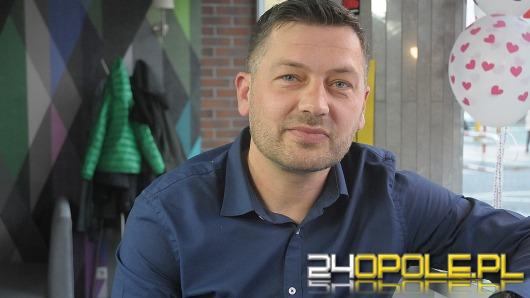"""Marek Tracz - futsal nigdy nie dogoni """"dużej"""" piłki"""