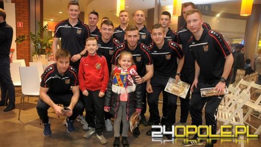Odra Opole zaprezentowała drużynę przed nowym sezonem