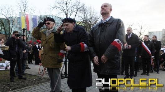 """Narodowy Dzień Pamięci Żołnierzy Wyklętych. """"Opole pamięta w sposób szczególny""""."""