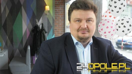 Błażej Choroś - niepokoi mnie wykorzystywanie TV w walce politycznej