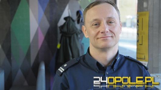 Maciej Milewski - dociera do nas dużo filmów z zapisem wykroczeń drogowych