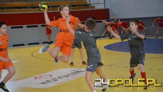 Ponad 100 młodych szczypiornistów rywalizuje w Mini Handball Lidze