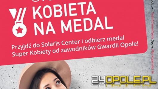 Gwardia Opole nagrodzi kobiety w dniu ich święta