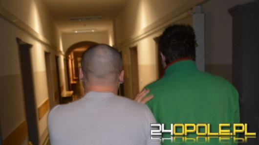 27-latek zatrzymany za nocny gwałt w centrum Opola