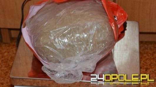 Akcja CBŚP. 1,5 kg amfetaminy w aucie Opolanina.