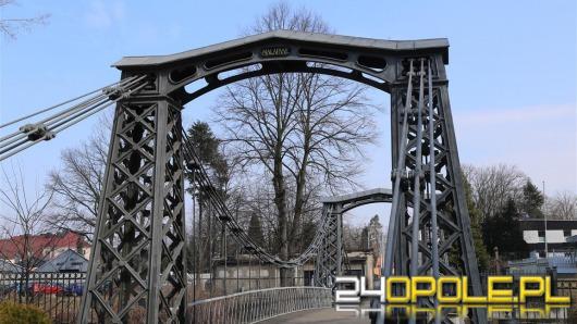 Most żelazny w Ozimku został Pomnikiem Historii