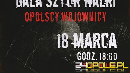 """Rozdajemy wejściówki VIP na Galę Sztuk Walki """"Opolscy Wojownicy"""" //WYNIKI"""