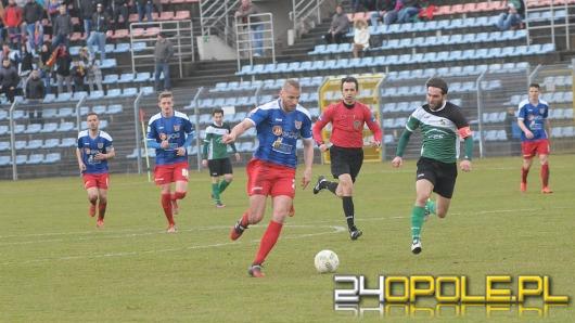 Odra Opole wygrała mecz z GKS-em Bełchatów