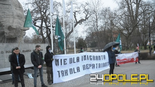 ONR przeciw polityce rządu ws. imigrantów z Ukrainy
