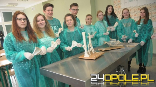 """""""Gzowski"""" jako pierwszy w Opolu kształci techników weterynarii"""