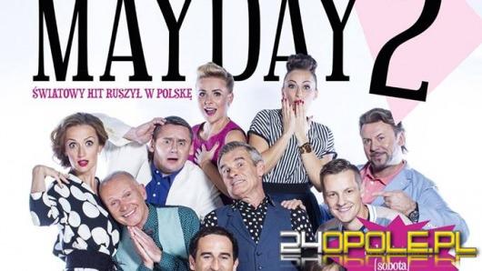 """Spektakl """"Mayday2"""" w Opolu już 8 kwietnia"""