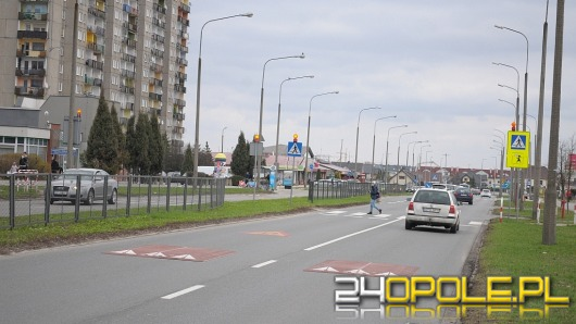 Coraz więcej bezpiecznych przejść dla pieszych w Opolu