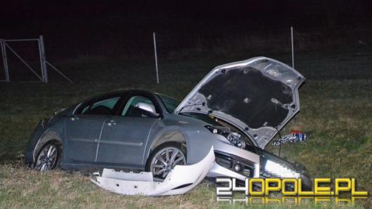 Wypadek na autostradzie A4, 5 osób w szpitalu