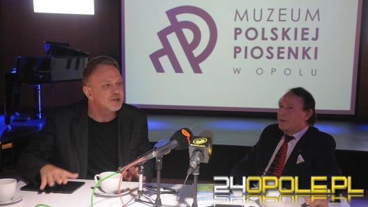 Muzeum Polskiej Piosenki zaprasza na spotkanie z Krzesimirem Dębskim