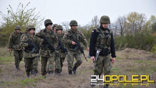 W Opolu trwa kwalifikacja wojskowa