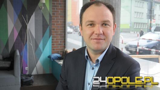 Tomasz Garbowski - dzisiaj zarządzam piłką, nie wracam do polityki