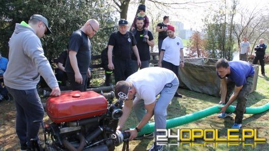 Opolscy strażacy przygotowują się do zawodów