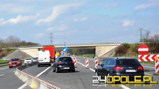 Od czwartku remont i utrudnienia dla kierowców na opolskim odcinku A4