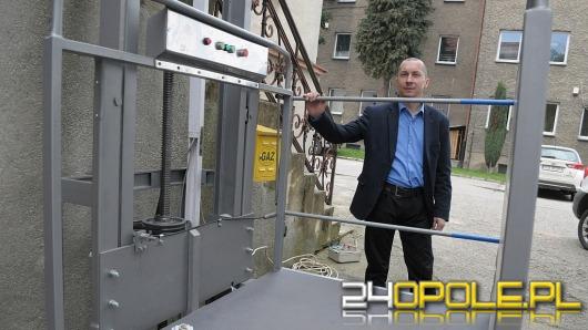 Niepełnosprawni będą mieli windę. Pomogli piłkarze Reprezentacji Polski.