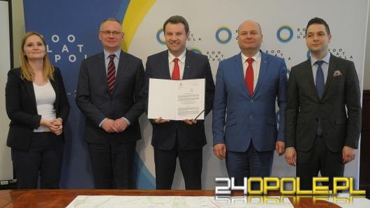 Opole otrzymało rekordowe dofinansowanie na budowę Obwodnicy Piastowskiej