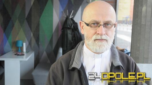 Ks. Marcin Marsollek - od czwartku rekolekcje dla uzależnionych