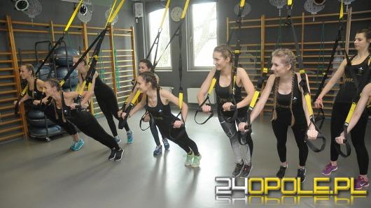 Kandydatki na Miss Opolszczyzny rywalizują na siłowni