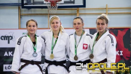 Opolska studentka wicemistrzynią Polski w judo