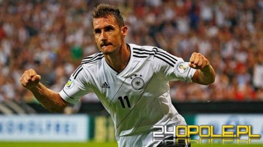 Czy Miroslav Klose straci tytuł honorowego obywatela Opola?