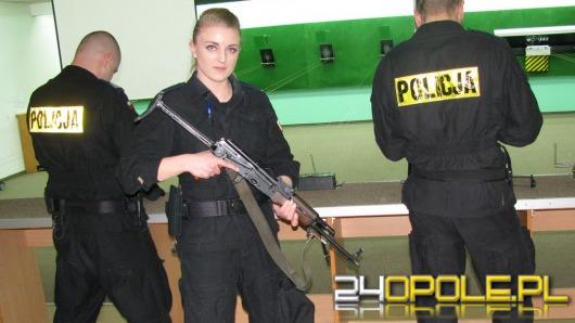Sokole oko policjantki z Krapkowic