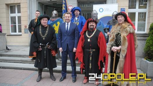 Opole będzie gospodarzem Międzynarodowego Turnieju Rycerskiego