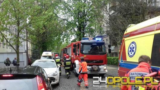 Dwie osoby podtruły się tlenkiem węgla w Opolu
