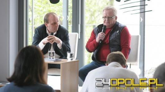 Wojciech Fortuna opowiedział Opolanom o olimpijskich kulisach
