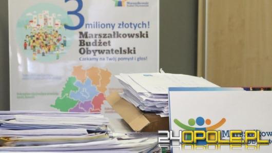 Wybierz najciekawsze projekty Marszałkowskiego Budżetu Obywatelskiego