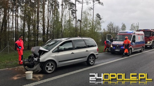 Siedem osób rannych w wypadku na A4. W akcji śmigłowiec LPR.