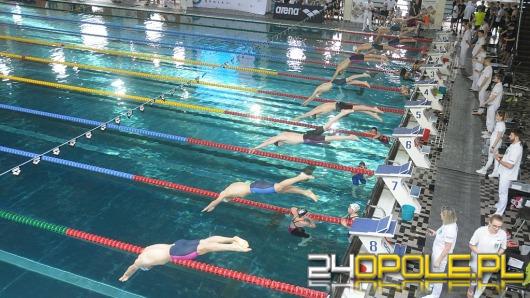 Czołówka polskich pływaków rywalizuje w Opolu
