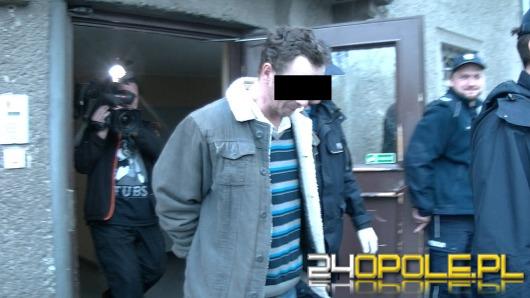 37-latek zatrzymany za podpalenie Biedronki w Ozimku
