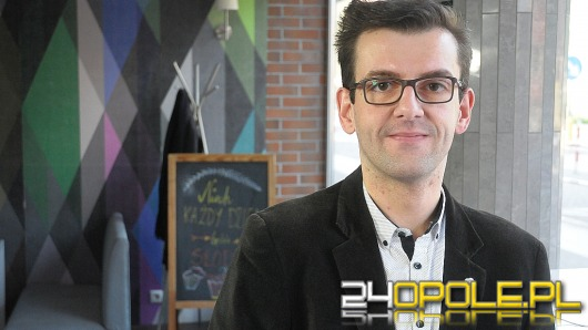 Rafał Gasz - w sobotę w CWK widowiskowe walki robotów