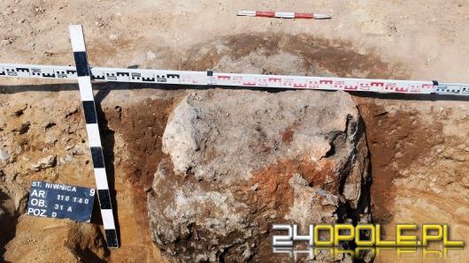 Średniowieczne znaleziska na placu budowy obwodnicy Nysy