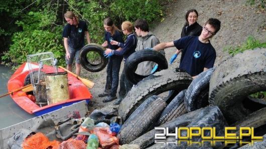 Pomóż sprzątać kamionkę Silesia