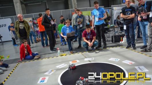Najlepsi konstruktorzy robotów rywalizowali w CWK