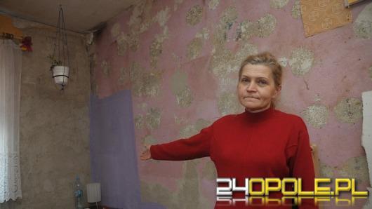 Wilgoć w mieszkaniu nie daje jej żyć