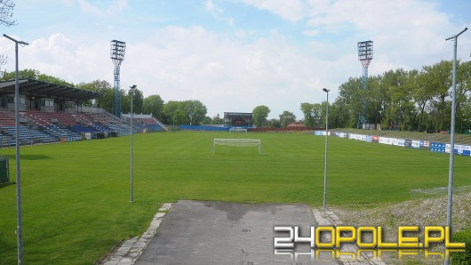Stadion Odry Opole będzie dostosowany do potrzeb 1. ligi