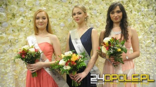 Wybrano najpiękniejsze studentki Uniwersytetu Opolskiego