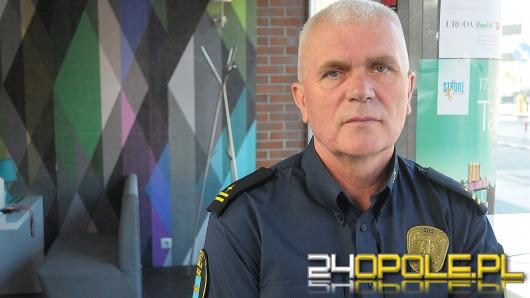 Krzysztof Maślak - zdrowy rozsądek w pracy strażnika miejskiego