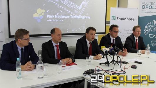 W Opolu powstanie instytut badawczy Fraunhofera